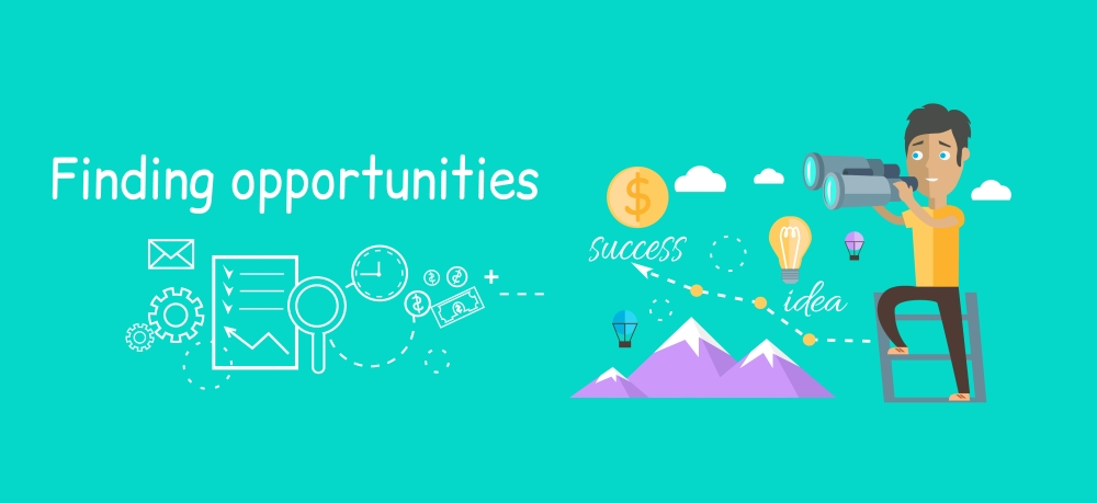 creating opportunities